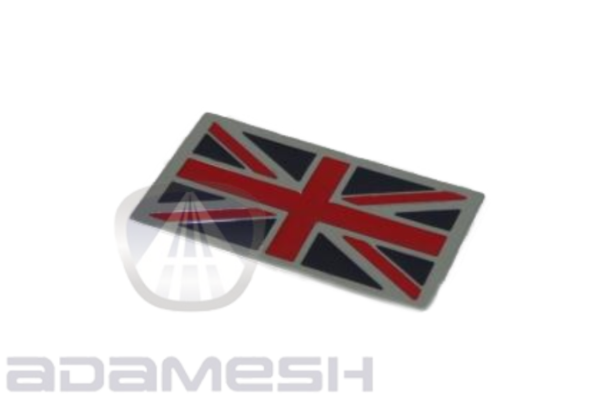 Union Jack Body Styling Badge